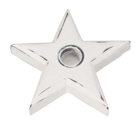 Kerzenständer Stern Ø 13×2,5 cm