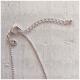 Joma Jewellery HalsKette * Blüten * Silber