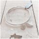 Joma Jewellery ArmReifen mit Flügel in Silber