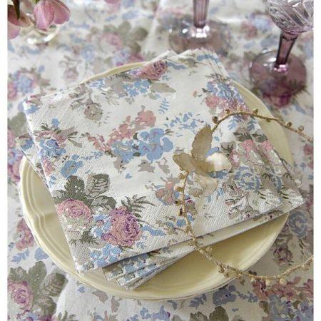 Jeanne d'Arc Living Papierservietten *Blumen*