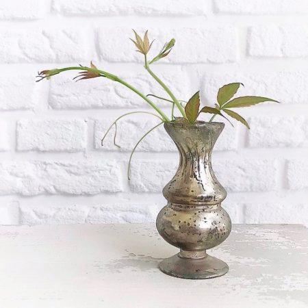 van Deurs * Vase Glas Antik Gold