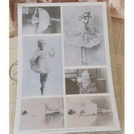 Jeanne d'Arc Living Vintage Bogen Ballett
