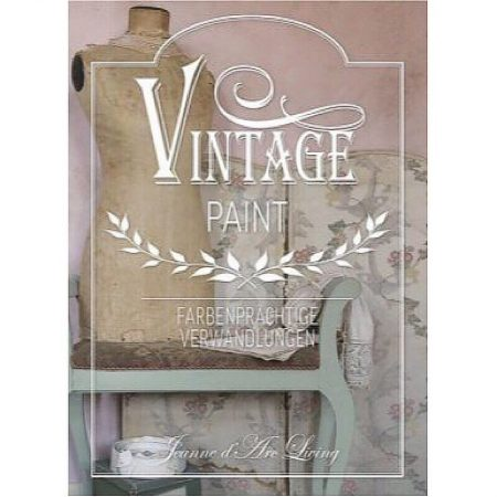 Jeanne d'Arc Living Vintage Paint 2 Buch