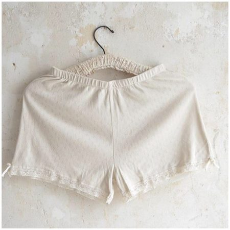 SHORTS Hose Cream Jeanne d'Arc Living