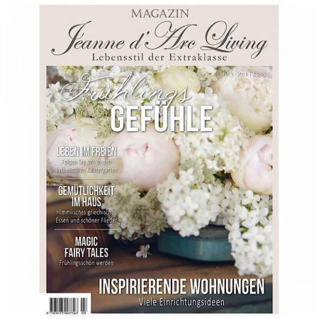 Jeanne d'Arc Living Magazin 03/2018