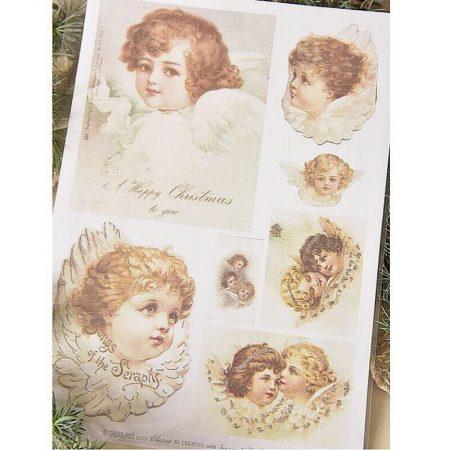 Jeanne d'Arc Living Vintage Bogen Engel