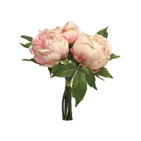 Pfingstrosen Rosa Strauss Kunstblume