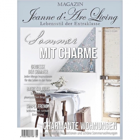 Jeanne d'Arc Living Magazin 05/2018