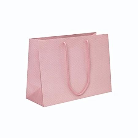 Geschenktasche Rosa 26×36×14 cm