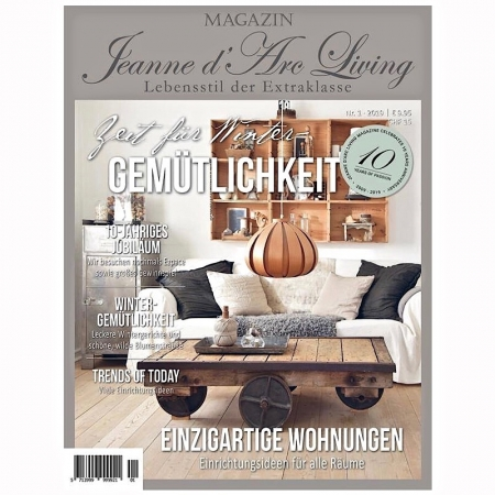 Jeanne d'Arc Living Magazin 01/2019