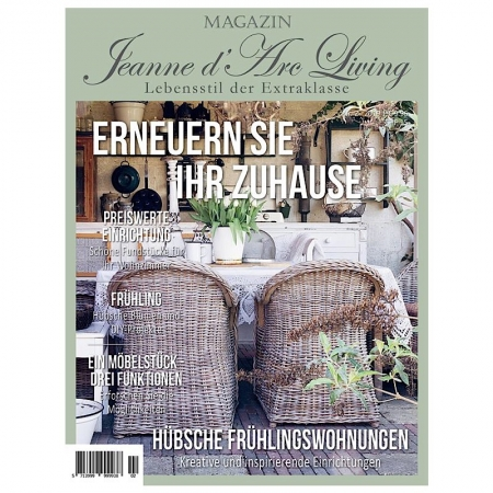 Jeanne d'Arc Living Magazin 02/2019