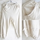 Jeanne d'Arc Living *Pluderhose* Cream XL-XXL