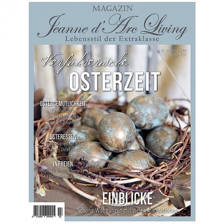 Jeanne d'Arc Living Magazin 03/2019