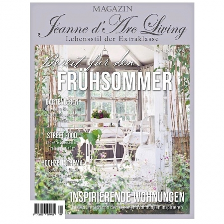 Jeanne d'Arc Living Magazin 04/2019