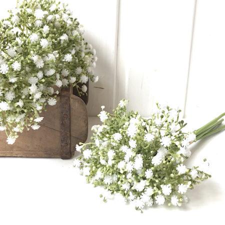 BlumenBündel Schleierkraut Weiss