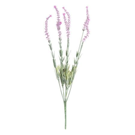 Zweig Lavendel Lila Kunstblumen Clayre & Eef