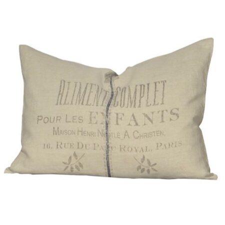 Jeanne d'Arc Living * Kissenbezug – Aliment 50*70cm
