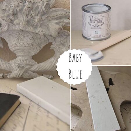 Jeanne d'Arc Living Kreidefarbe Baby Blue
