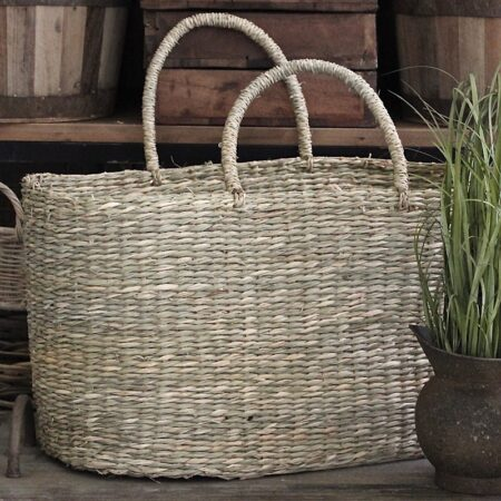 Chic Antique Vase mit Rosen