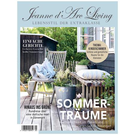 Jeanne d'Arc Living Magazin 05/2021