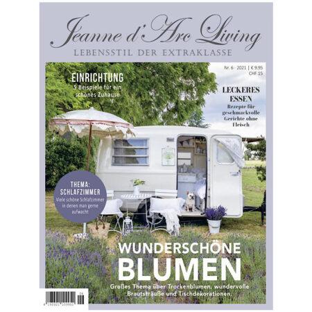 Jeanne d'Arc Living Magazin 06/2021