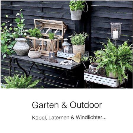 Chic Antique Garten & Outdoor